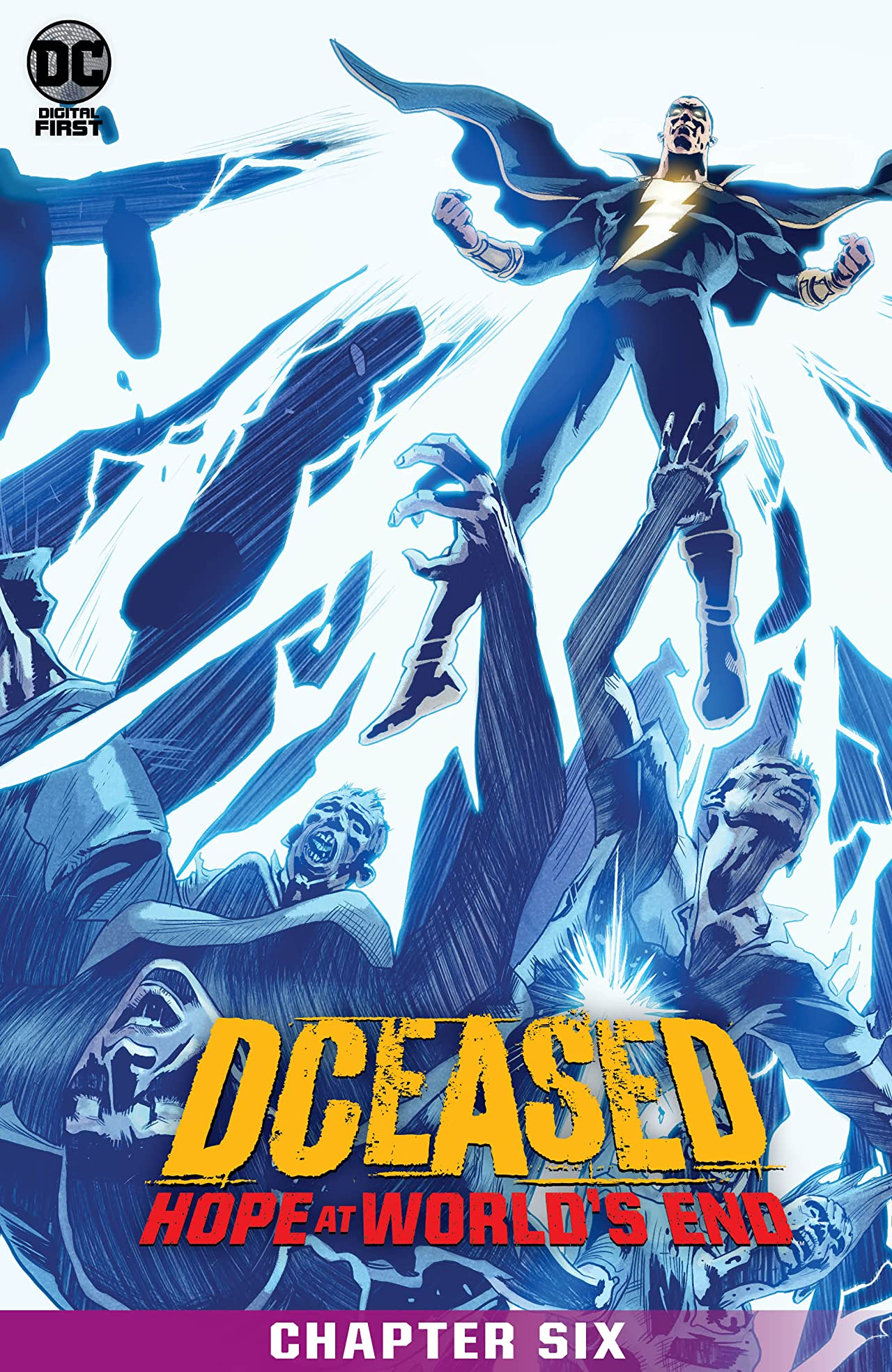 DCeased: Hope At World's End (2020) No.6