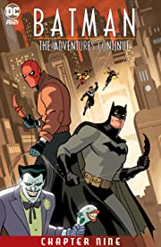 Batman: The Adventures Continue (2020-) #9