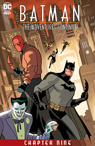 Batman: The Adventures Continue (2020-) No.9