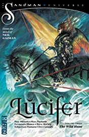 Lucifer (2018-) Tome 3: The Wild Hunt