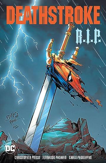 Deathstroke: R.I.P.