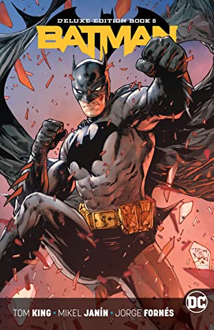Batman: The Deluxe Edition - Book 5