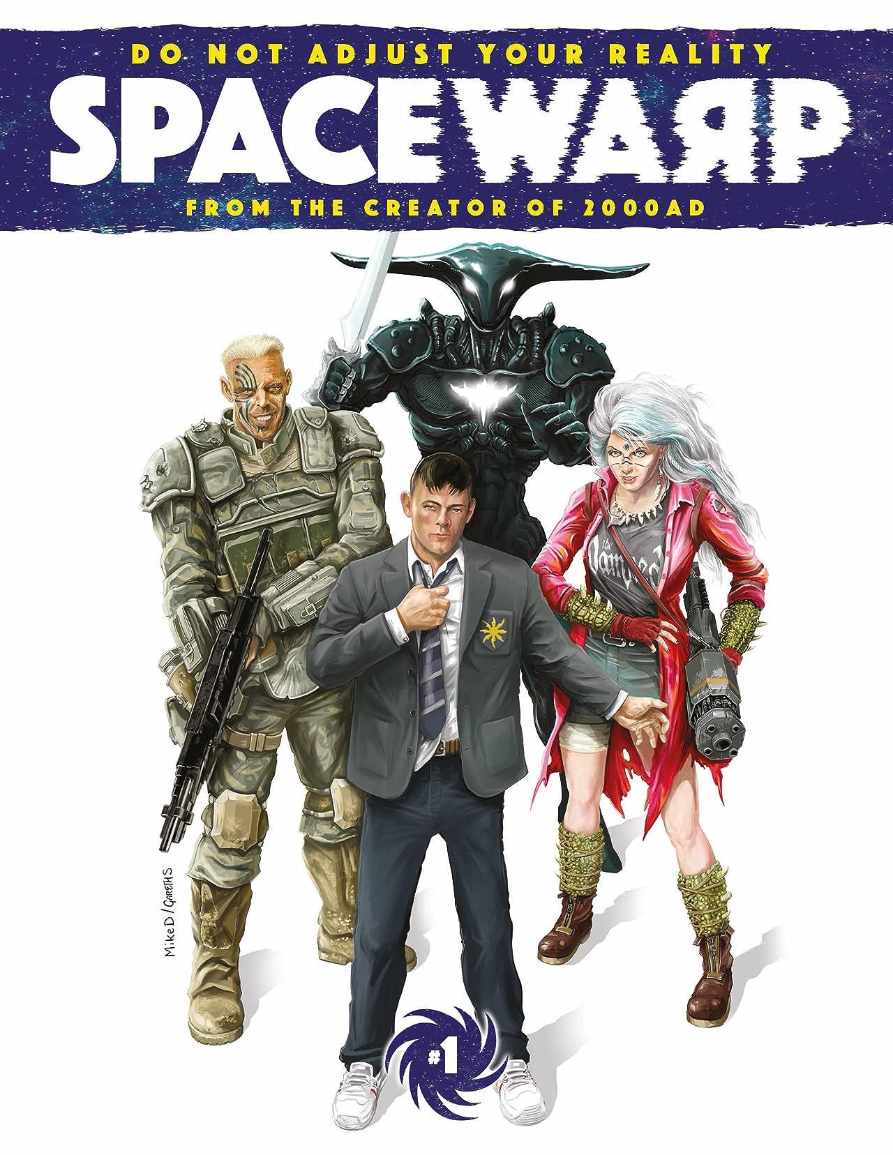 Spacewarp Vol. 1: Phase 1