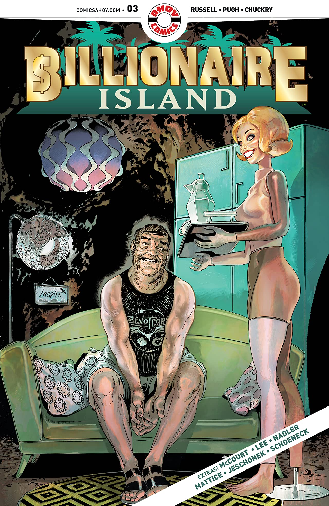 Billionaire Island No.3