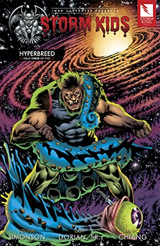 John Carpenter Presents Storm Kids: HYPERBREED #3