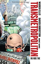 Transmetropolitan Vol. 10: One More Time