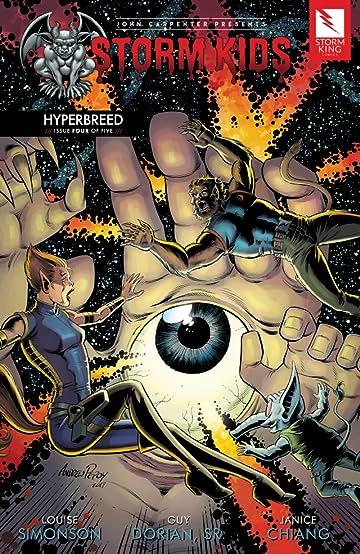 John Carpenter Presents Storm Kids: HYPERBREED #4