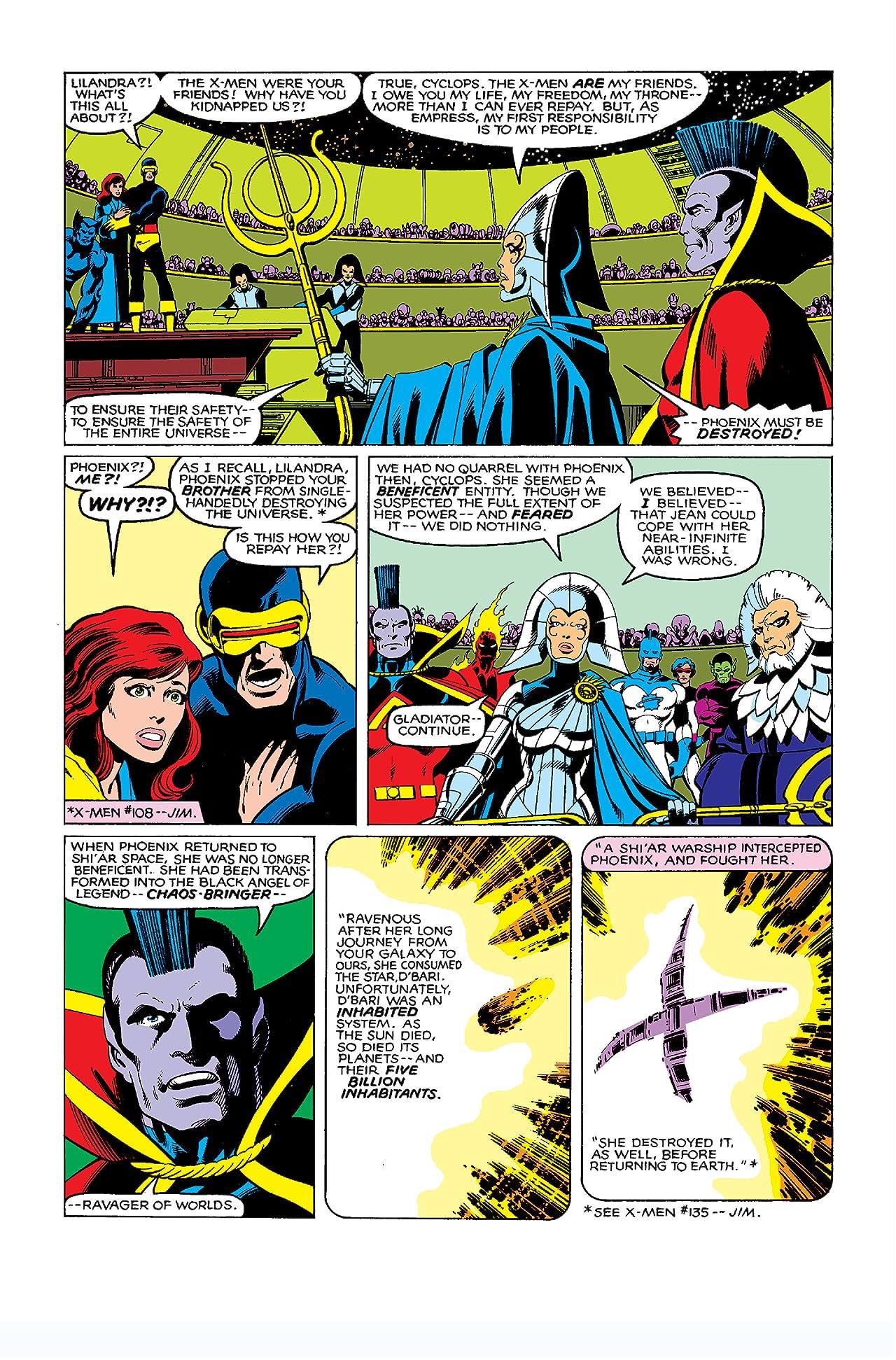Uncanny X-Men (1963-2011) #137