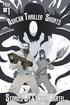 Ashcan Thriller Shorts Pack #1