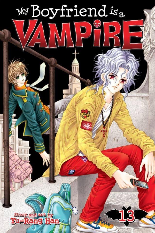 My Boyfriend Is A Vampire Vol. 13