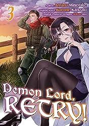 Demon Lord, Retry! Vol. 3
