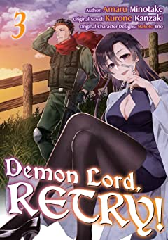 Demon Lord, Retry! Vol. 3