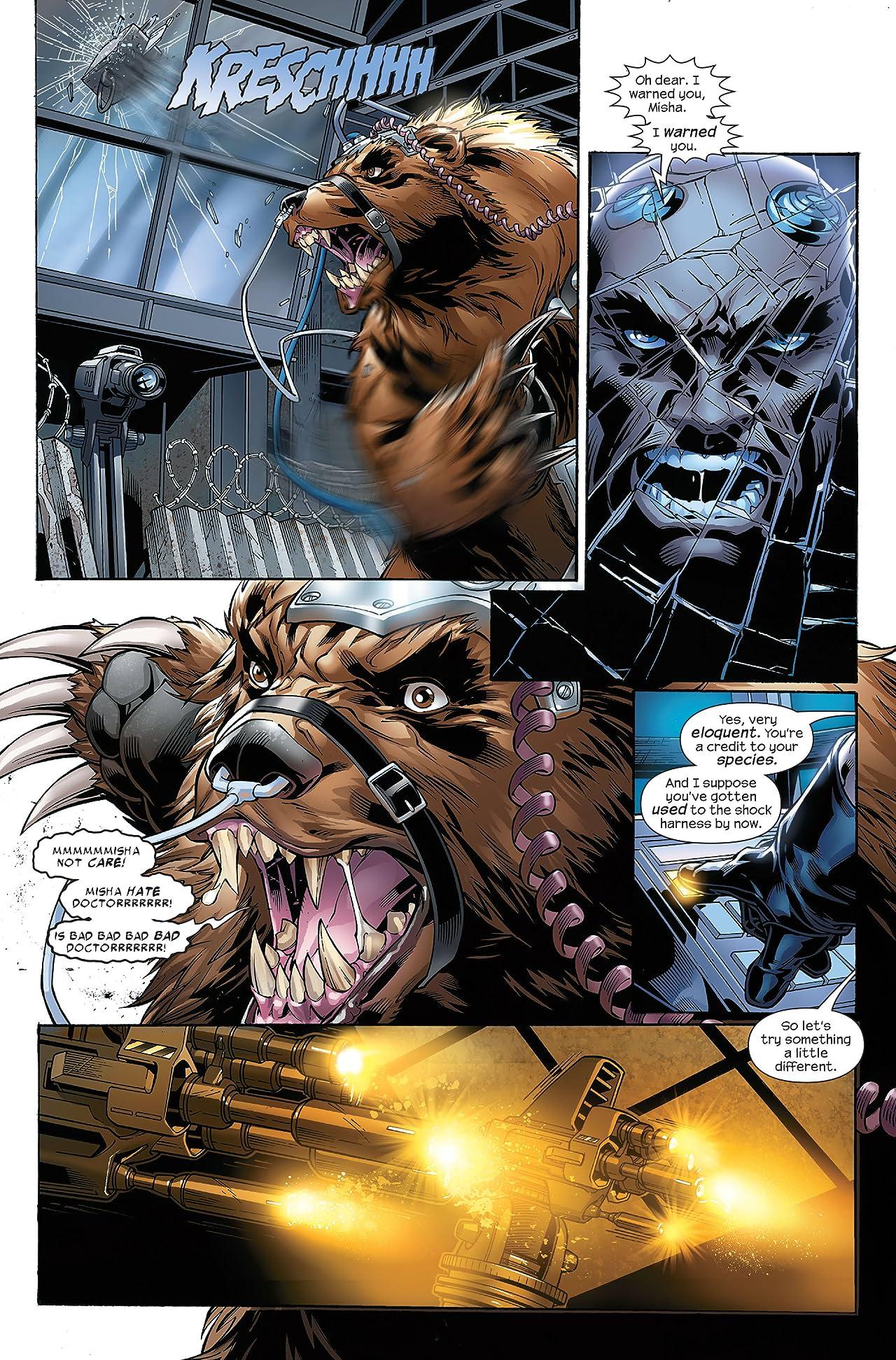 Ultimate Fantastic Four #47