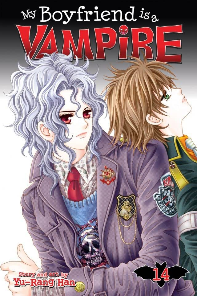 My Boyfriend Is A Vampire Vol. 14