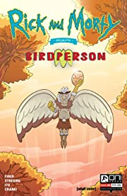 Rick and Morty Presents: Birdperson #1