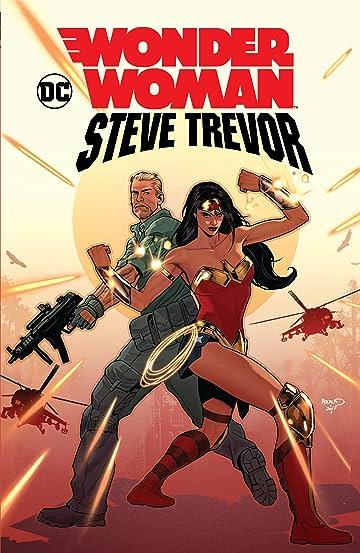 Wonder Woman: Steve Trevor
