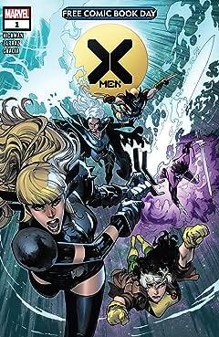 Free Comic Book Day 2020 (X-Men) #1