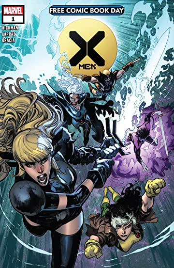 Free Comic Book Day 2020 (X-Men) #1
