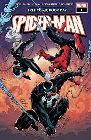 Free Comic Book Day 2020 (Spider-Man/Venom) #1