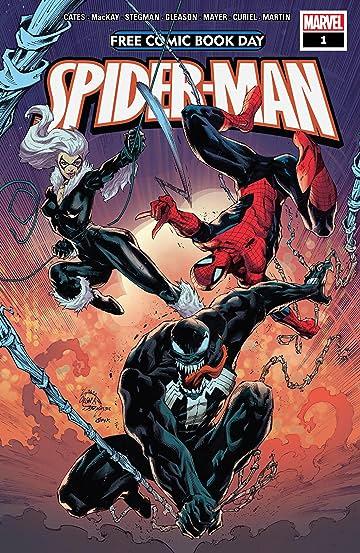 Free Comic Book Day 2020 (Spider-Man/Venom) #1