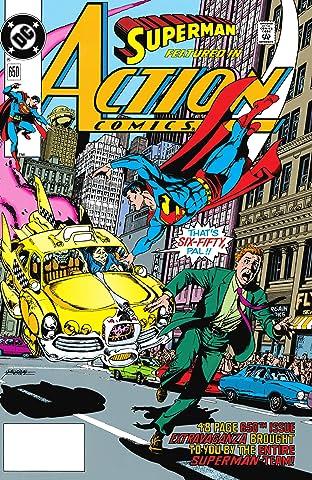 Action Comics (1938-2011) No.650