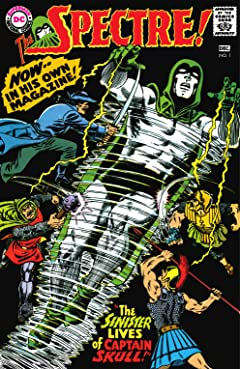 The Spectre (1967-1969) #1