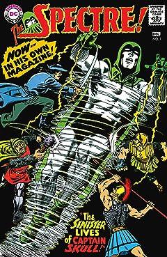 The Spectre (1967-1969) #1