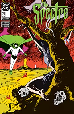 The Spectre (1987-1989) #21