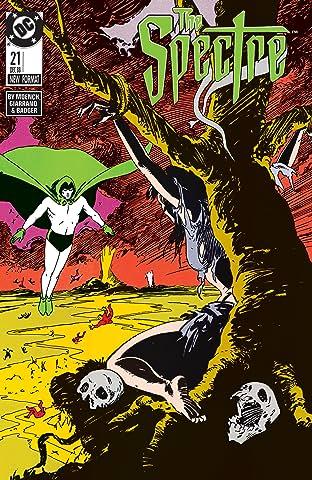 The Spectre (1987-1989) #21
