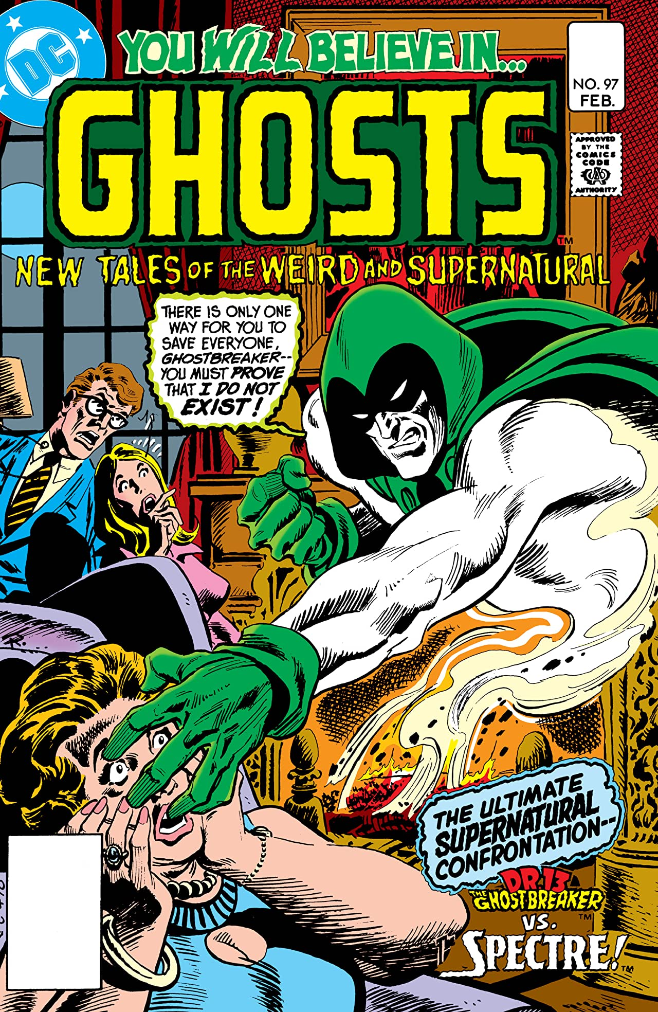Ghosts (1971-1982) #97
