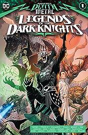 Dark Nights: Death Metal Legends of the Dark Knights (2020) #1