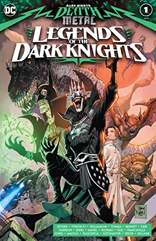 Dark Nights: Death Metal Legends of the Dark Knights (2020) No.1