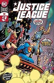 Justice League (2018-) #50