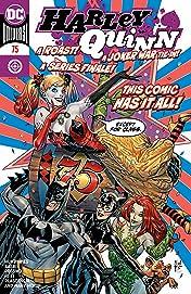 Harley Quinn (2016-) #75