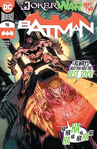 Batman (2016-) No.96
