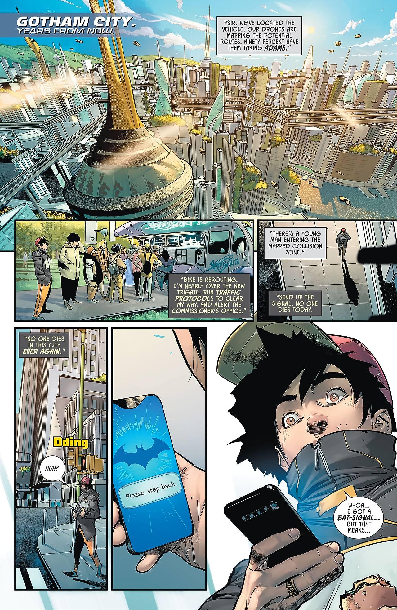 Batman (2016-) #96
