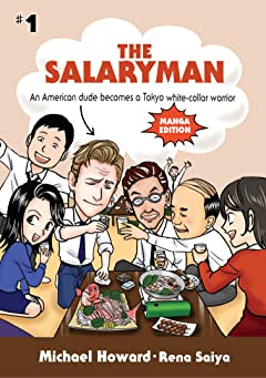 The Salaryman #1