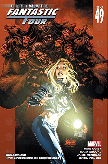 Ultimate Fantastic Four #49