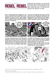 Rebel Rebel: The graphic biography of David Bowie #1