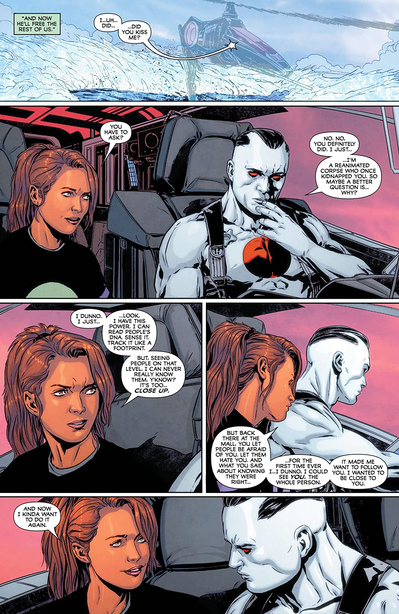 Bloodshot (2019) #7: Fully Loaded Edition