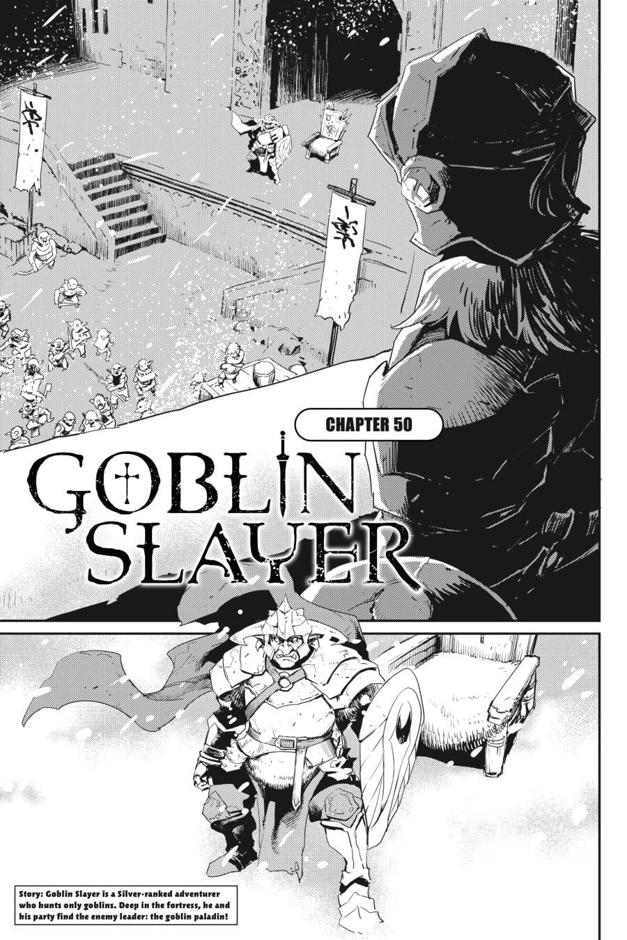 Goblin Slayer #50