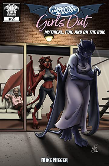 Twilight Detective Agency: Girls Out #2
