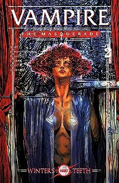 Vampire The Masquerade: Winter's Teeth #2