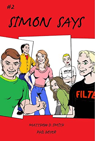 Simon Says #2