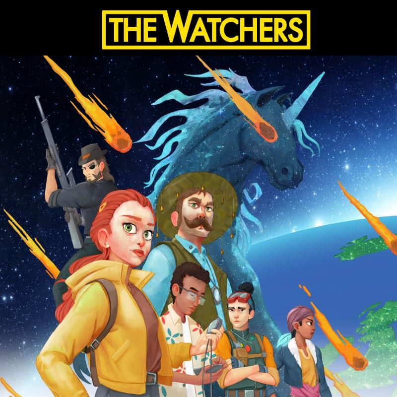 The Watchers Vol. 1: The Watchers