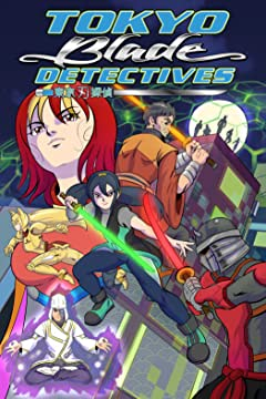 Tokyo Blade Detectives #1