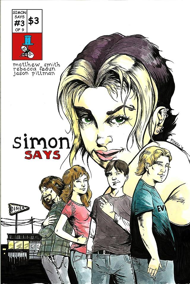 Simon Says #3