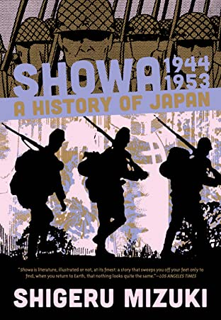 Showa 1944-1953: A History of Japan Vol. 3
