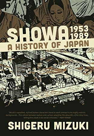 Showa 1953-1989: A History of Japan Vol. 4