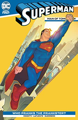 Superman: Man of Tomorrow #13